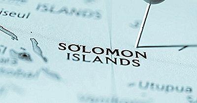 Vilka Språk Talas På Salomonöarna?
