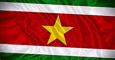 ¿Qué Idiomas Se Hablan En Surinam?