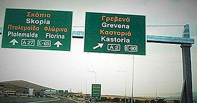 ¿Qué Idiomas Hablan En Grecia?