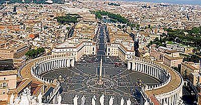 Ce Face Orașul Și Sfântul Vatican Atât De Unice?