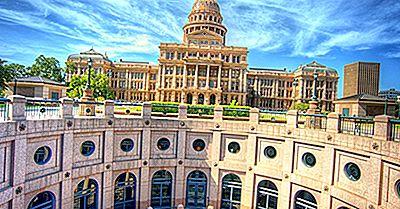 Hvilken Region Er Texas I?