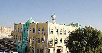 Vilka Religioner Är Praktiserade I Somalia?