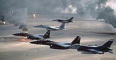 ¿Qué Fue La Operación Tormenta Del Desierto?