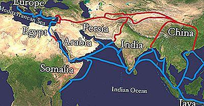 Vad Var Silk Road Route?