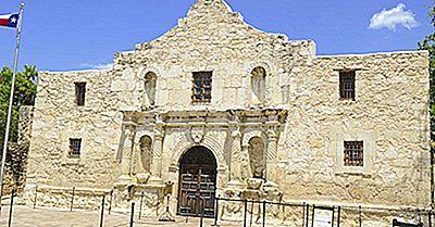 Hvad Var Texas Revolutionen?