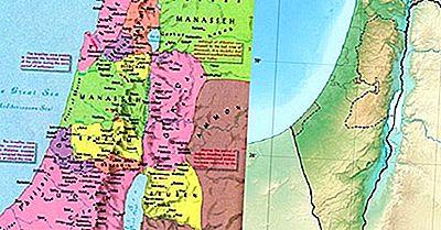 Quelles Étaient Les Douze Tribus D'Israël?