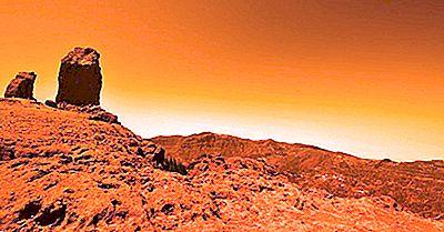 Hvad Ville Terraforming Af Mars Ligne?