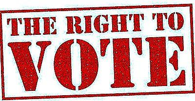 Când Americanii Africani Au Dreptul Să Voteze?