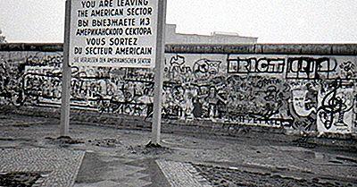 ¿Cuándo Cayó El Muro De Berlín?