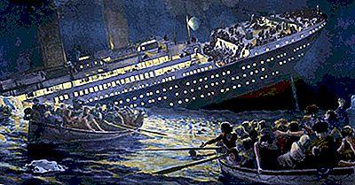 ¿Cuándo Se Hundió El Titanic?