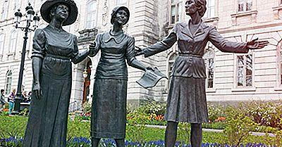 När Fick Kvinnor Rätt Att Rösta I Kanada?