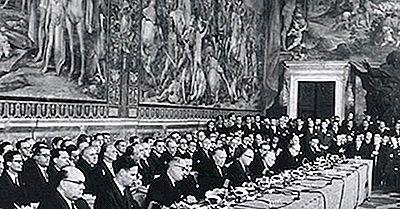 Quando Foi Fundada A União Europeia (Eu)?