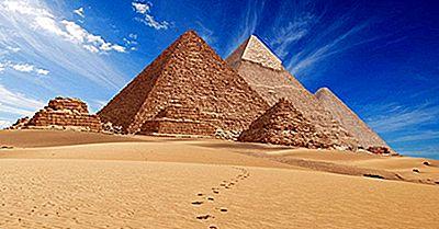 Quando As Pirâmides Foram Construídas?