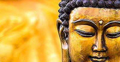 ¿De Dónde Se Originó El Budismo?