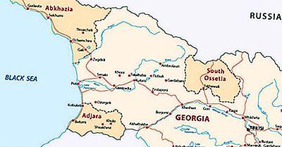 Dov'È L'Abkhazia?