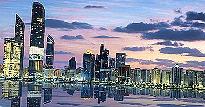 Où Est Abu Dhabi?
