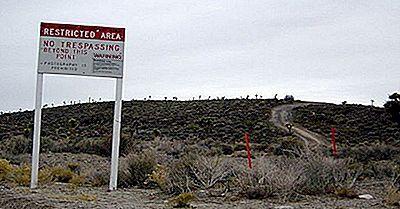 ¿Dónde Está El Área 51?