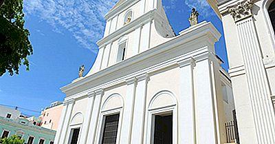¿Dónde Está La Iglesia Más Antigua De América?