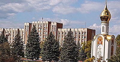 Où Est La Transnistrie?