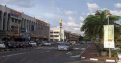 Quelles Sont Les Plus Grandes Villes Du Brunei?