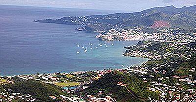 Welches Sind Die Größten Städte In Grenada?