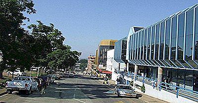 ¿Cuáles Son Las Ciudades / Pueblos Más Grandes De Swazilandia?