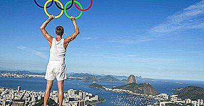 ¿Qué Países Han Sido Sede De Los Juegos Olímpicos?