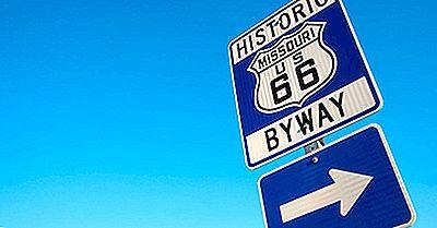 Vilken Motorväg Var Den Första Vägen Att Byggas I USA?