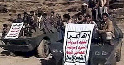 ¿Quiénes Son Los Houthis De Yemen?