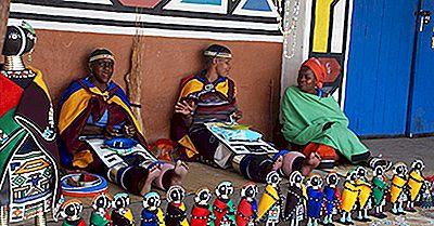 Wer Sind Die Ndebele?