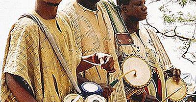 Quem São As Pessoas Iorubás?