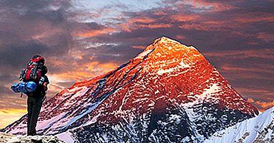 ¿Quiénes Son Los Más Jóvenes Summiters Del Monte Everest?