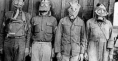 Vem Upptäckte Gasmasken?
