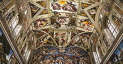 Qui A Peint La Chapelle Sixtine?