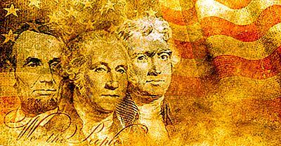 ¿Quiénes Fueron Los Padres Fundadores De Los Estados Unidos?