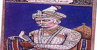Chi Erano Le Nove Gemme (Navratnas) Dell'Imperatore Akbar, Il Grande Imperatore Mughal?