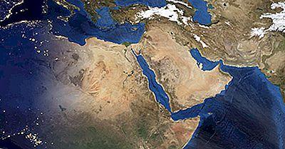 Pourquoi Appelle-T-On Le Moyen-Orient?