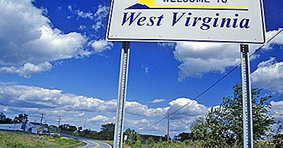Por Que Existe Uma Virgínia E Uma Virgínia Ocidental?