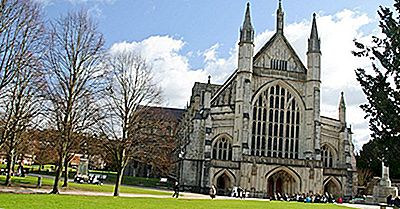 Catedral De Winchester - Catedrales Notables