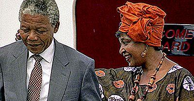 Winnie Mandela - Cifras Importantes En La Historia De África