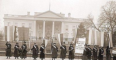 Die Frauenwahlrecht-Bewegung