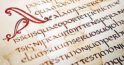 Los Guiones De Escritura Más Populares Del Mundo