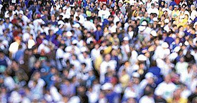 População Mundial Ao Longo Da História Humana