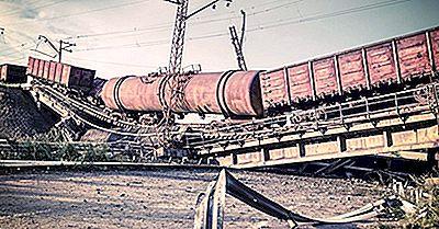 Los Peores Desastres Ferroviarios En La Historia De Los Estados Unidos