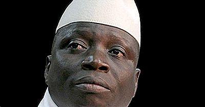 Yahya Jammeh, Präsident Von Gambia - Weltführer In Der Geschichte