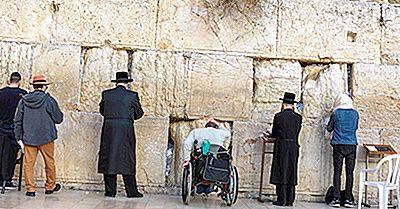 Ano 2050: 10 Países Previstos Para Ter As Maiores Populações Judaicas Do Mundo