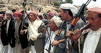 Jemen Stammar Och Stamförbund