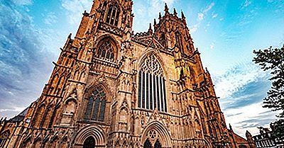 York Minster - Cattedrali Notevoli