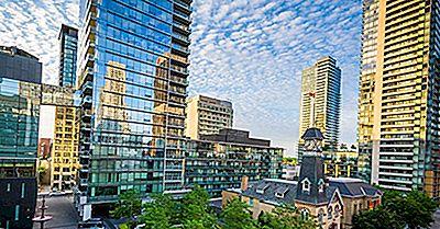 Yorkville - Centro Originale Della Cultura Boema Di Toronto