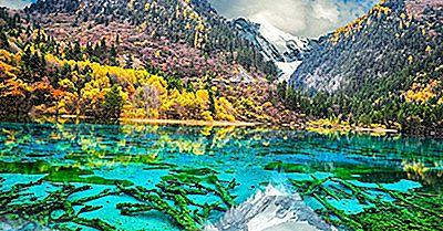 10 Belos Lugares Na China